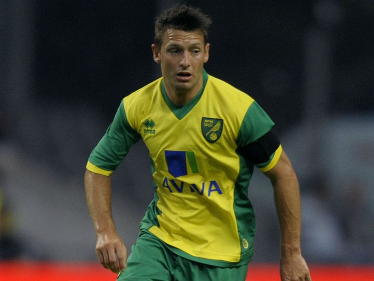 Wes Hoolahan: Missed the FA Cup tie with Fulham