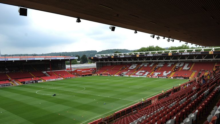 Ashton Gate: Home to the Robins