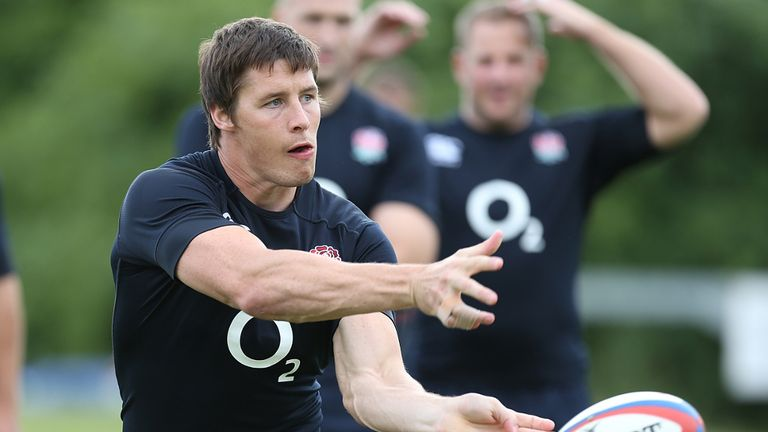 Joel Tomkins: Pushing for England place