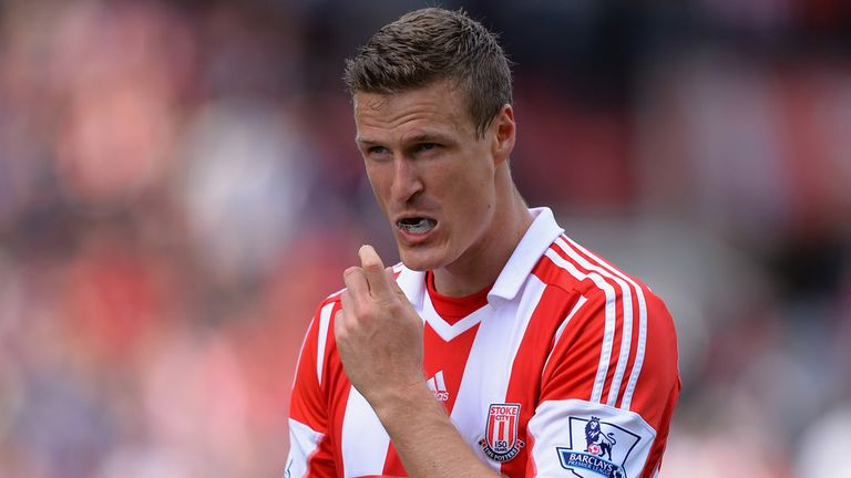 Robert Huth: Stoke defender could be back before Christmas