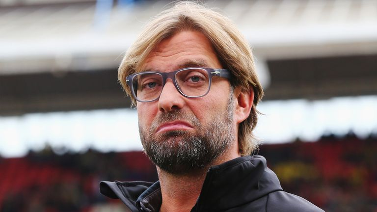 Jurgen Klopp: His side trail Bayern Munich by 12 points