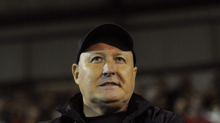 Russell Slade: We deserve crack at Championship