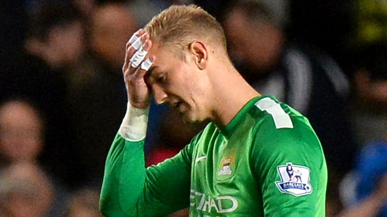 Hart: Will be on the bench again for CSKA Moscow clash