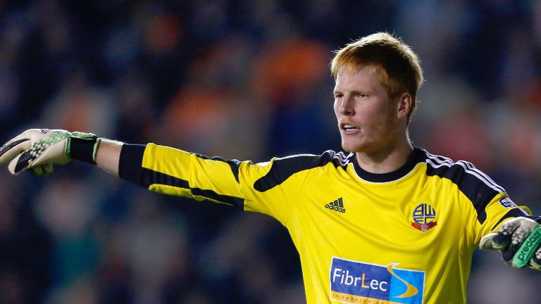 Adam Bogdan: Eyeing return to the  first team after spell on the sidelines.