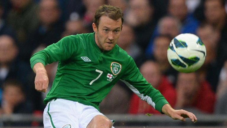 Aiden McGeady: Believes managers come in for too much criticism