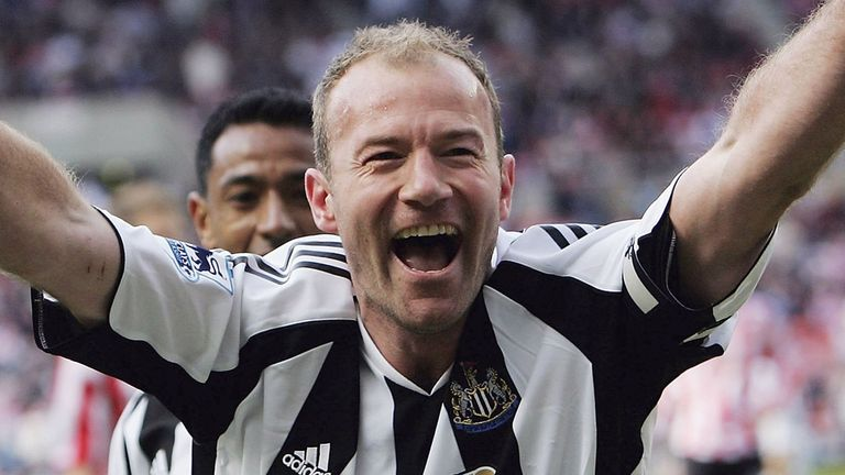 Alan Shearer: Newcastle's record goalscorer