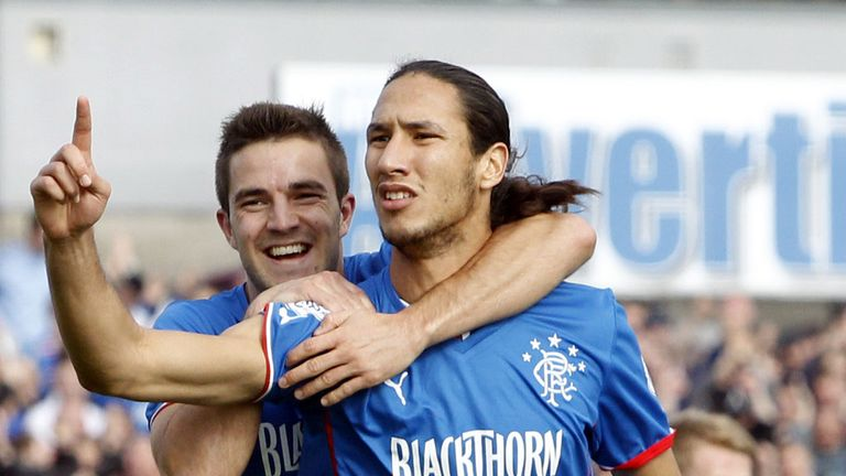 Bilel Mohsni hopes to prove that Rangers can compete with top teams