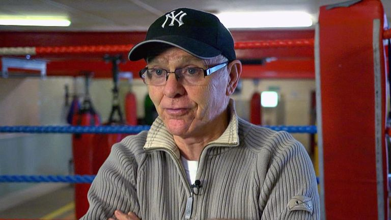 Brendan Ingle: The man who mentored Johnny Nelson as well as numerous other top class boxers over the years