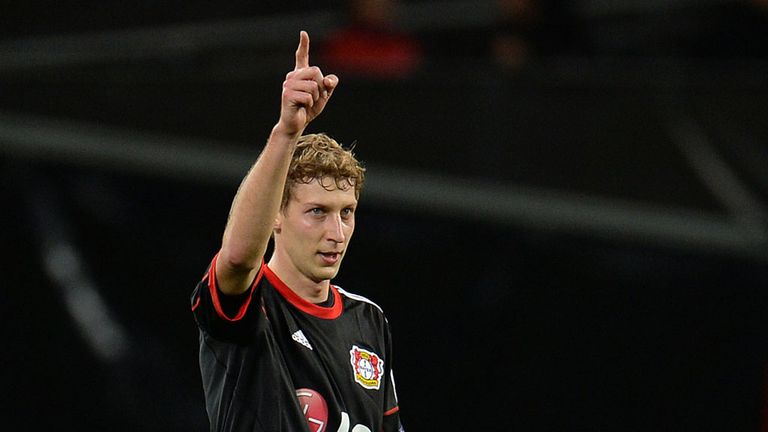 Stefan Kiessling: Notched brace in thrashing of Shakhtar Donetsk