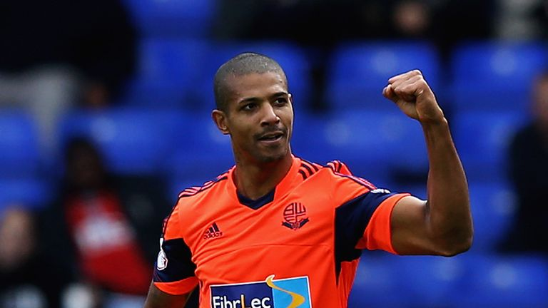 Jermaine Beckford: Opened his Bolton goal account to help ease pressure on Dougie Freedman