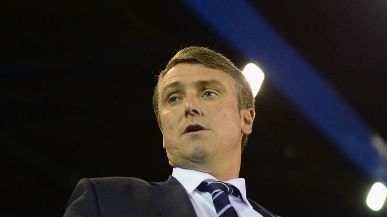 Lee Clark: Delighted with Birmingham's win over Millwall