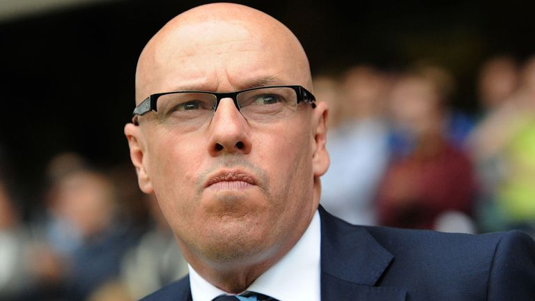 Brian McDermott: Admits it's a struggle at the moment