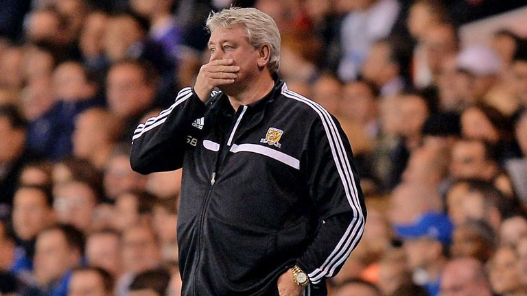Steve Bruce: A night of mixed emotions for the Hull boss