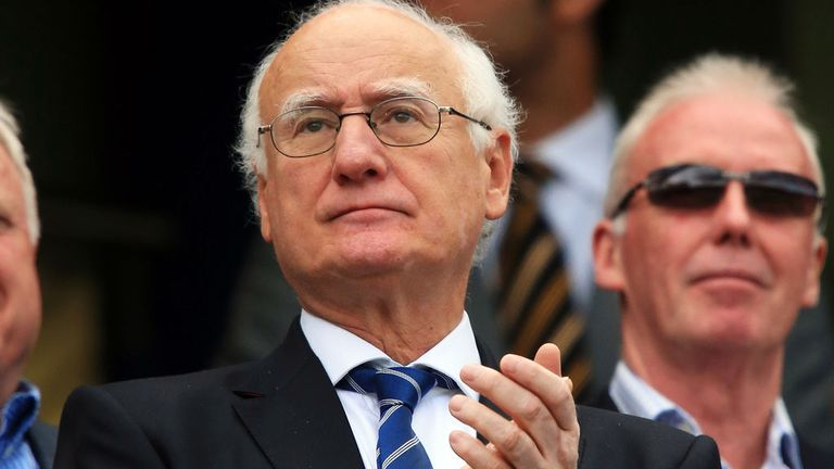 Bruce Buck: Chairman adamant that trophies remain the priority for Chelsea