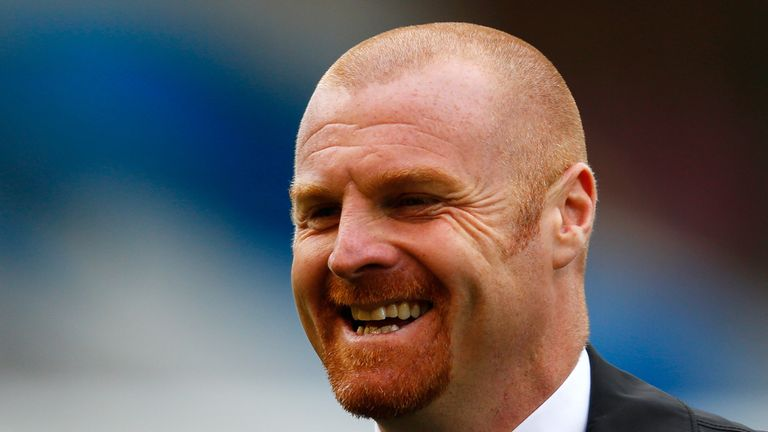 Sean Dyche: Was pleased with the style of play