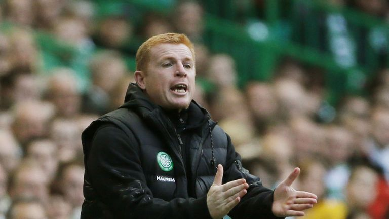 Neil Lennon: Unhappy with Hibs players