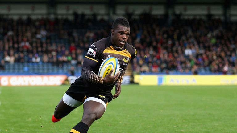 Christian Wade: Wasps wing unlikely to make England tour