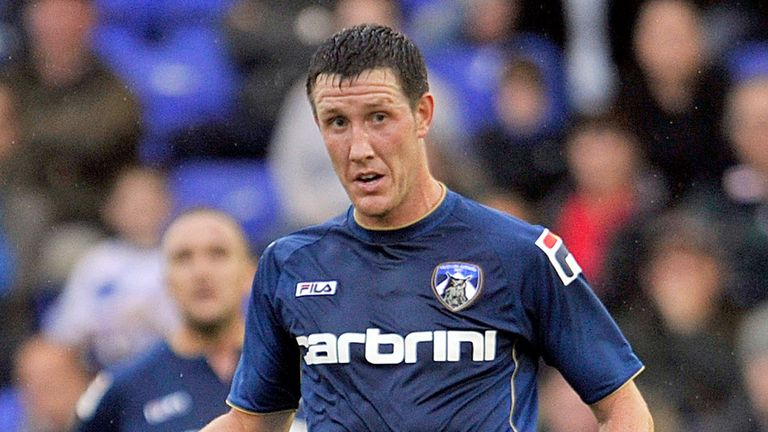 Cliff Byrne: Set to leave Oldham this month