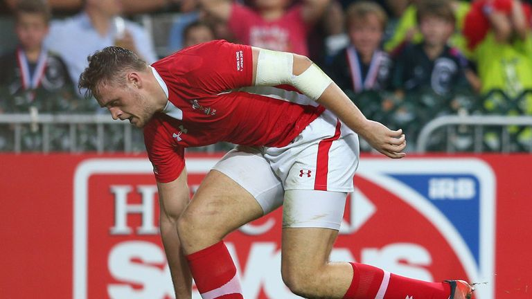 Cory Allen: First Test start for Cardiff centre
