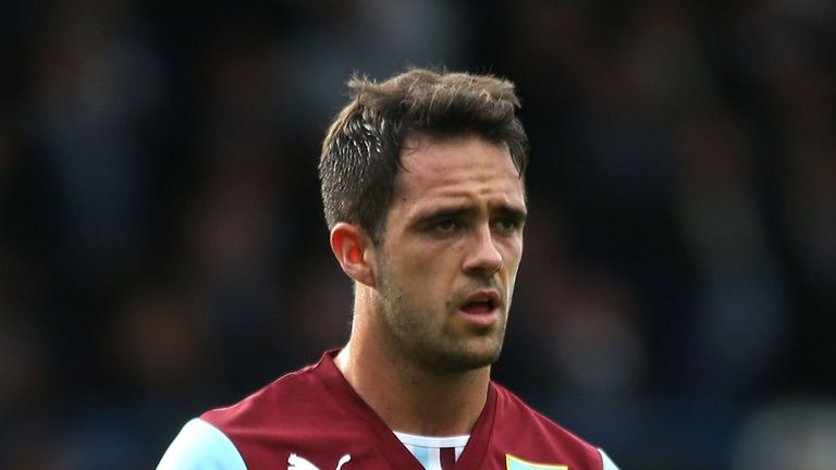 Danny Ings: Helped Burnley to a draw