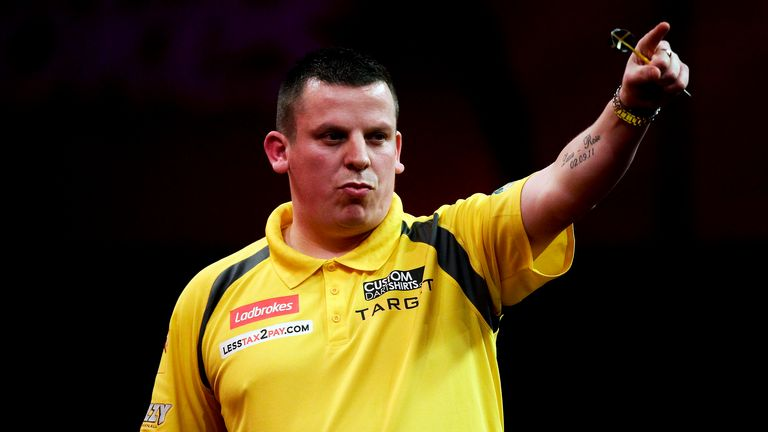 Chisnall: should have too much for Dean Winstanley