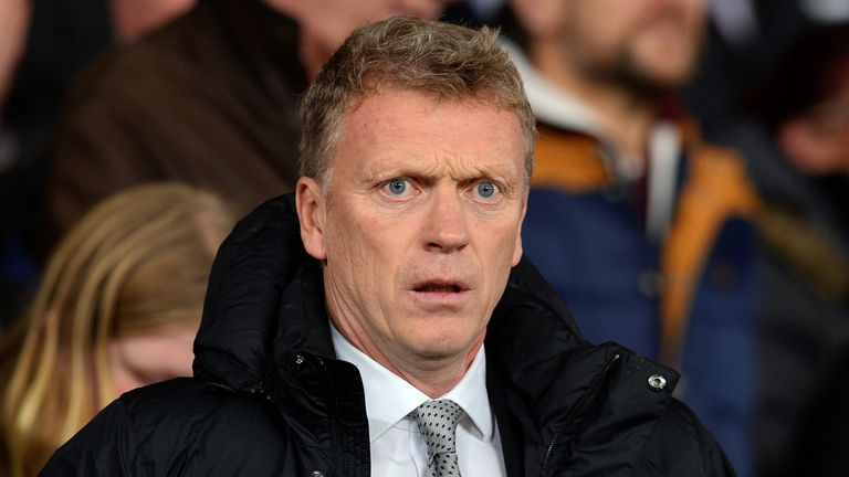David Moyes: Happy with win over Real Sociedad