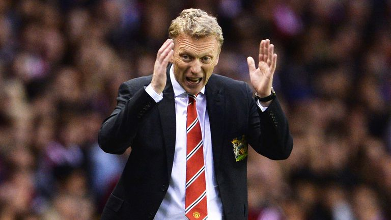David Moyes: Manchester United boss has endured tough start to his time at Old Trafford