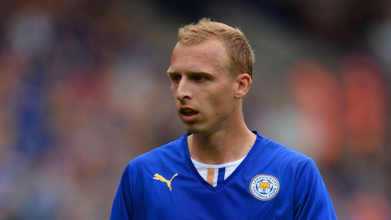 Ritchie De Laet: Facing six weeks on sidelines