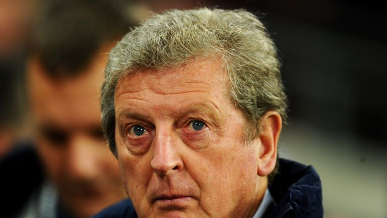 Roy Hodgson: Subject of formal complaint from Race for Sport