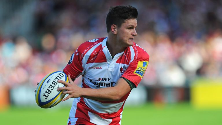Freddie Burns: The fly-half returns to face league leaders Saracens on Saturday