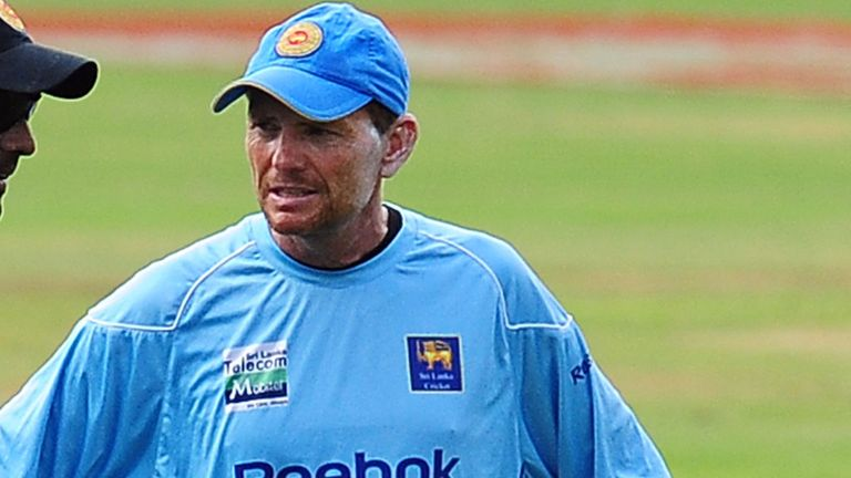 Graham Ford has been named as Surrey's new head coach