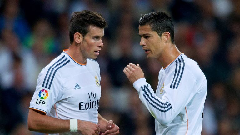 Cristiano Ronaldo: Real Madrid star backing new team-mate Gareth Bale