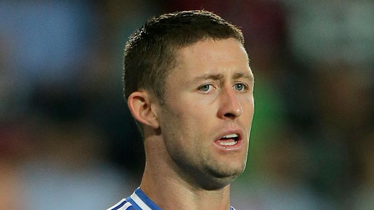 Gary Cahill: Chelsea will not sit back against Manchester City