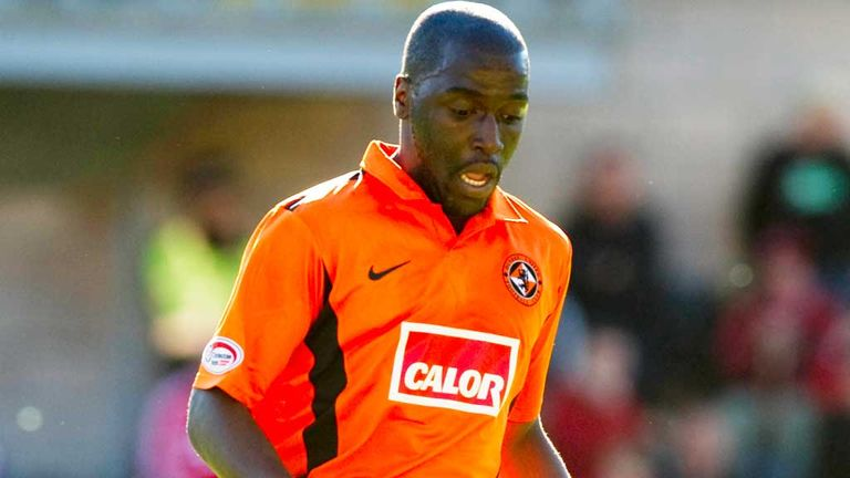 Morgaro Gomis: Won the Scottish Cup in his first spell with Dundee United