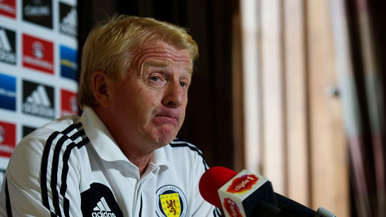 Gordon Strachan: Scotland boss expects big test from United States