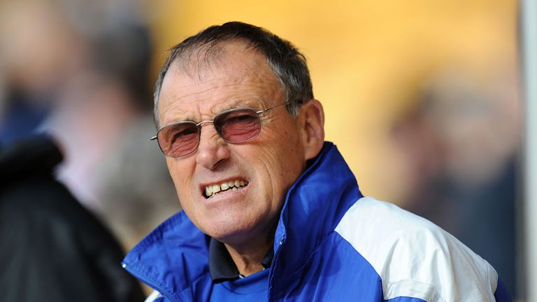 Dario Gradi: Relishing trying to improve England's prospects