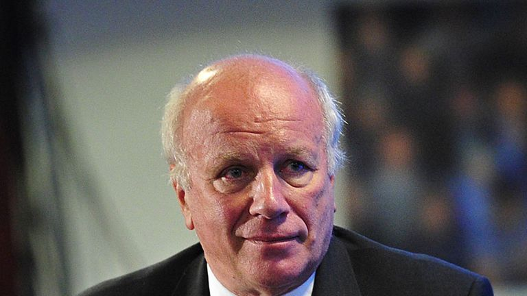 Greg Dyke: Will present Commission's recommendations on Thursday afternoon