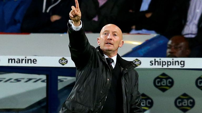 Ian Holloway: Saw Crystal Palace lose again