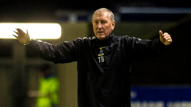 Terry Butcher: Unchanged squad