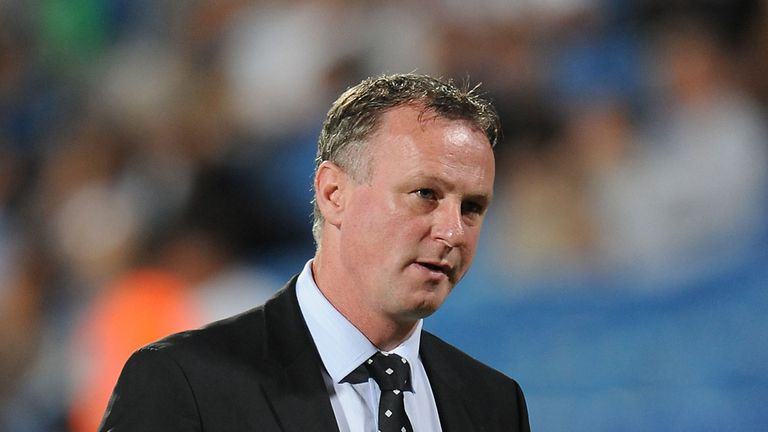 Michael O'Neill: Northern Ireland have a chance