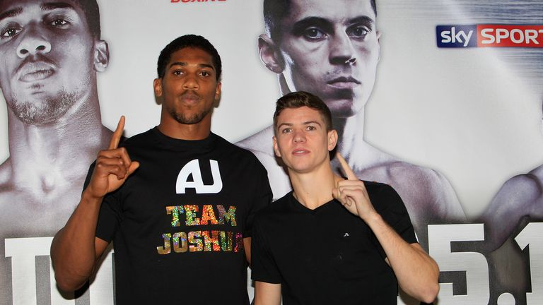 Luke Campbell has no qualms being on Anthony Joshua's undercard at the O2 Arena