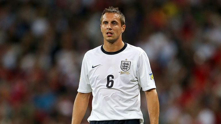 Phil Jagielka: Confident England will qualify for 2014 World Cup