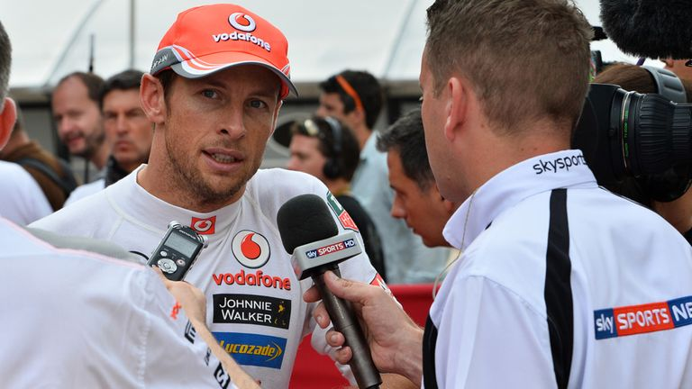 Could Jenson Button finish his F1 career at McLaren?