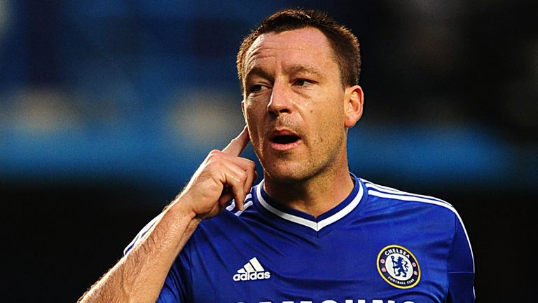 John Terry: Chelsea captain retired from international football