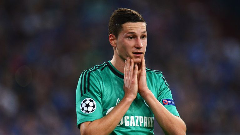 Julian Draxler: Rejected criticism