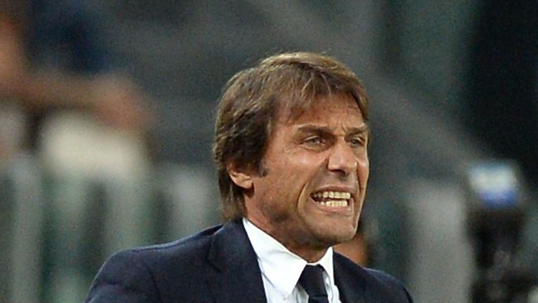 Antonio Conte: His Juve side have a 17-point lead at the top