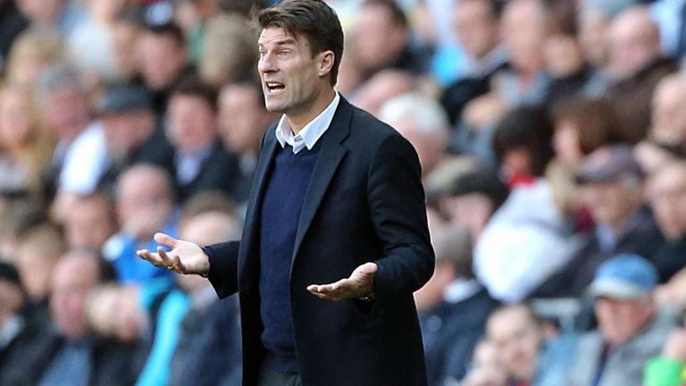 Michael Laudrup: Offers support to Sunderland counterpart Gus Poyet