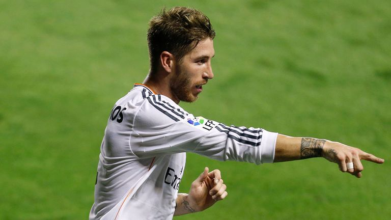 Sergio Ramos: A strange selection choice in midfield for Real Madrid