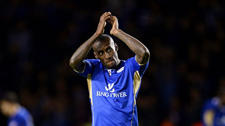 Lloyd Dyer: Bagged Leicester's late winner against Fulham