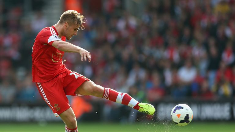 Luke Shaw: Can go all the way, according to Southampton assistant manager Jesus Perez